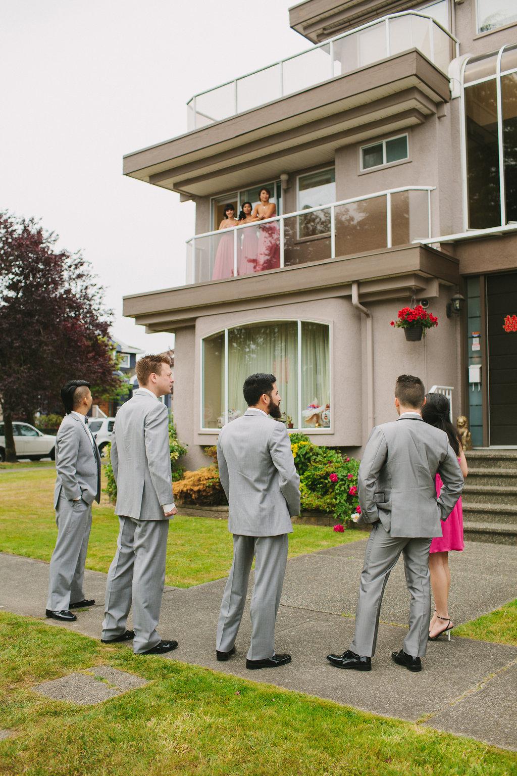 Vancouver Wedding Door Games
