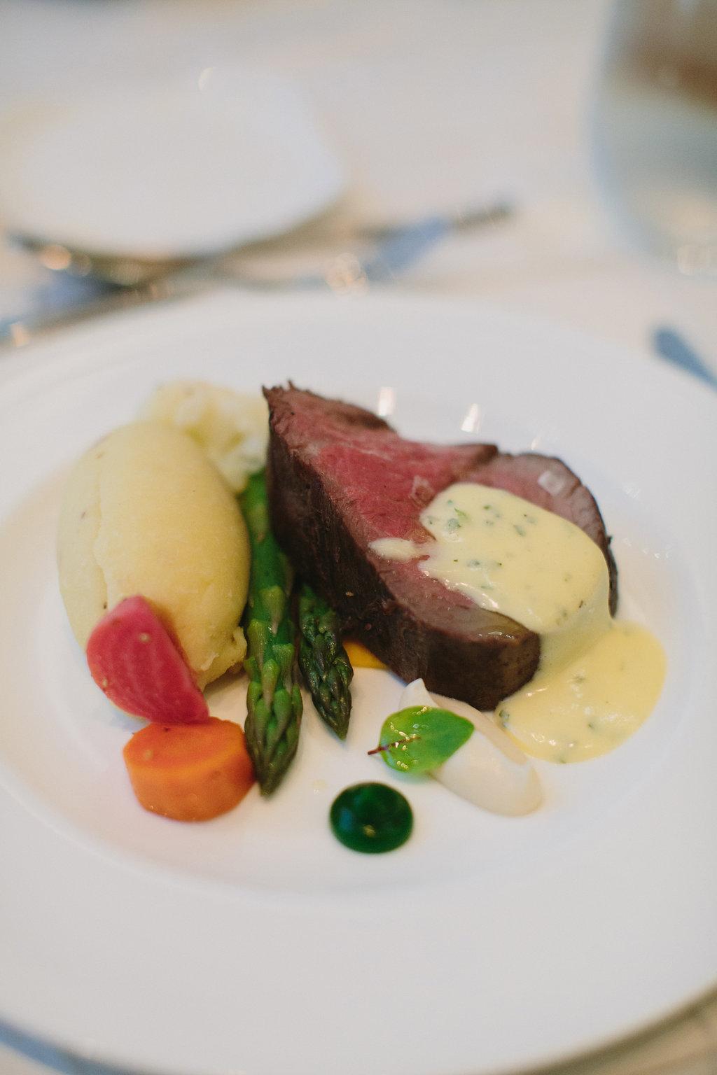Hotel Georgia Wedding Dinner