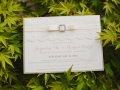 Vancouver Wedding Invitation