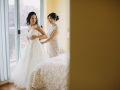 Vancouver Bride and her Mother