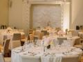 Hotel Georgia Wedding Decor