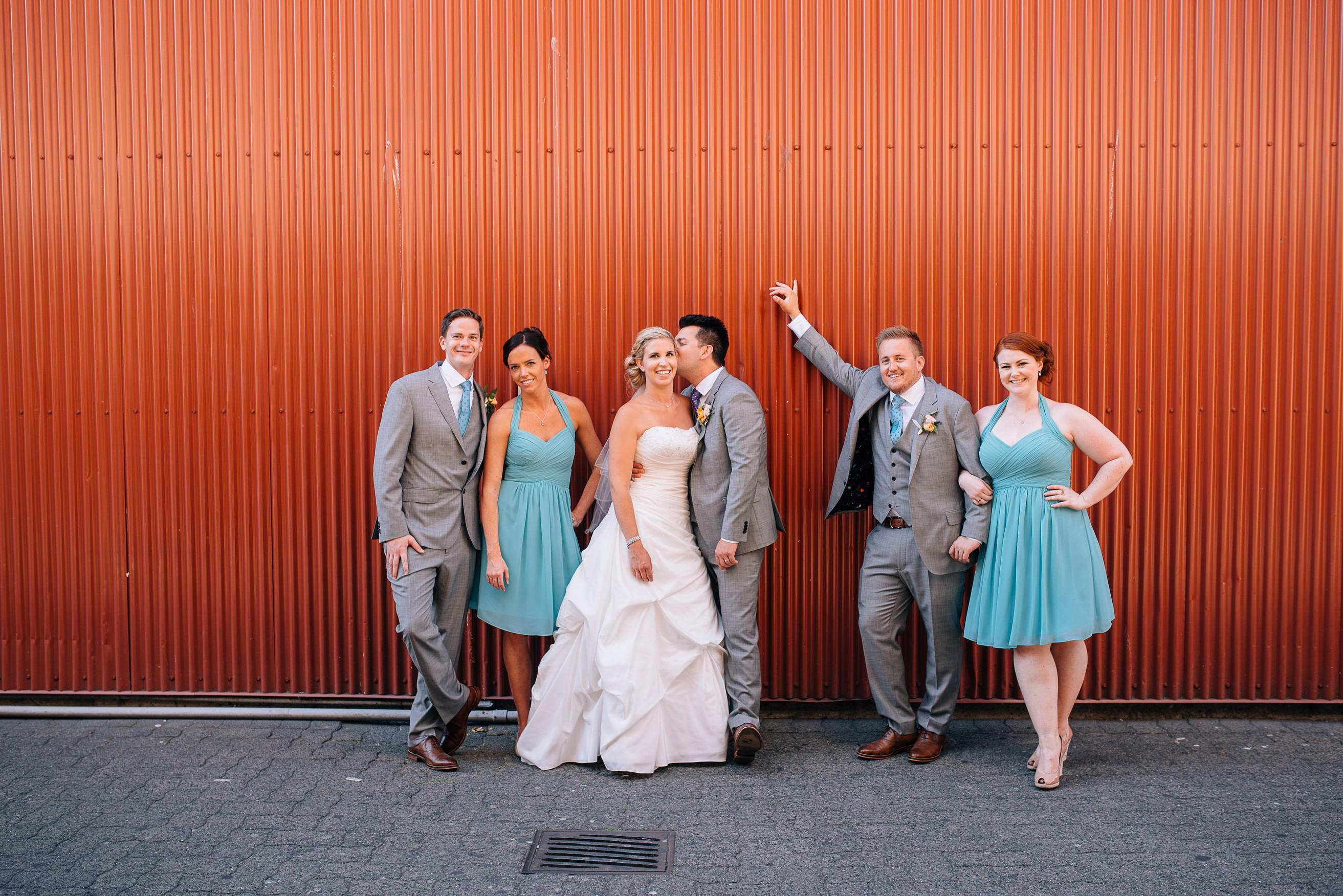 Wedding Squad Vancouver