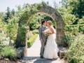 Van Dusen Gardens Wedding