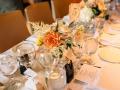 Dockside Restaurant Wedding Table