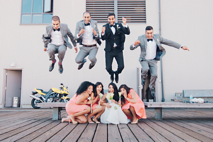 Burnaby Wedding Party